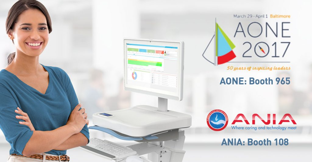 Enovate Medical at AONE and ANIA 2017