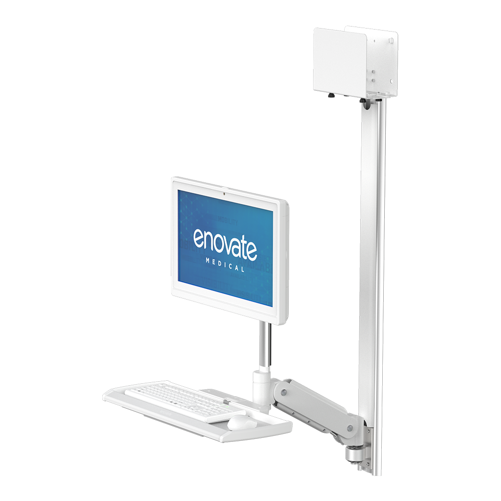 Enovate e997 Standard with CPU Holder