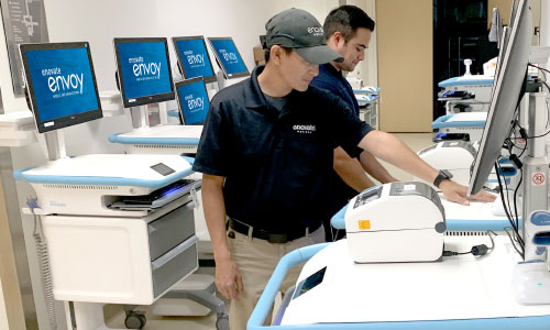 Enovate Medical Skilled Technicians