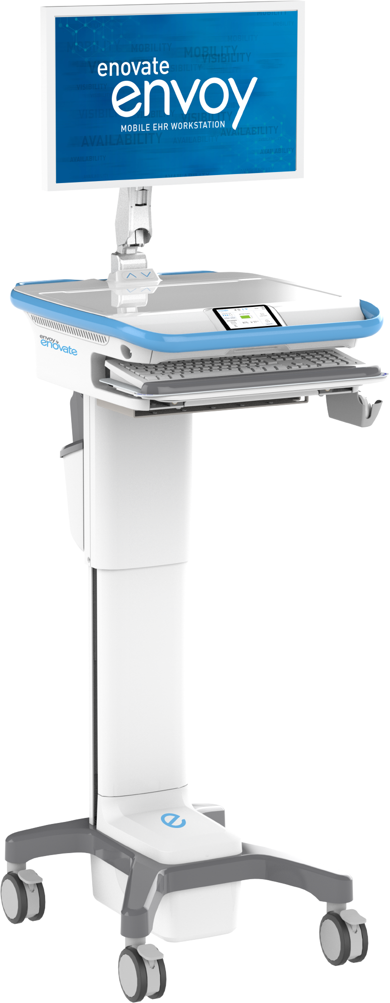 Enovate Medical Envoy with MobiusPower